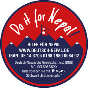 Do It For Nepal!